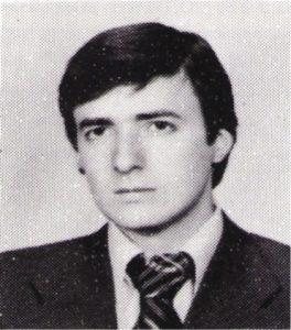 м-р Јорго Гогу