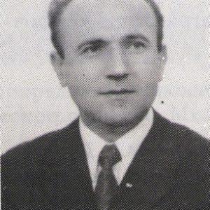 проф. м-р Јаким Ивановски