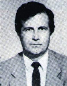 м-р Љубе Неделковски