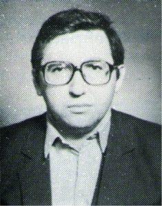 м-р Јане Ристевски