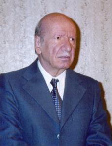 проф.почeсен д-р Владимир Костов