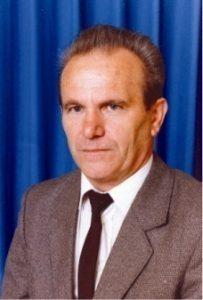 проф. д-р Стојан Ристески