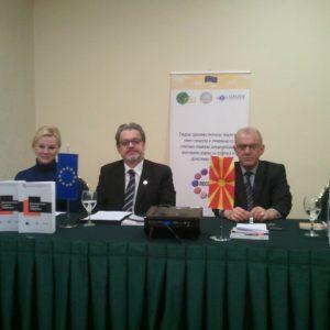 Заврши проектот ЛЕСС и граѓанските организации поддржан од ЕУ