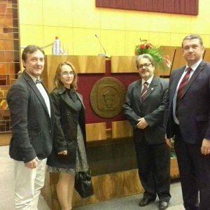 Признание и Благодарница од МАНУ за МНД-Битола