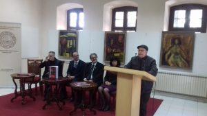 МНД-Битола промовира монографија за академскиот сликар Борислав Траиковски