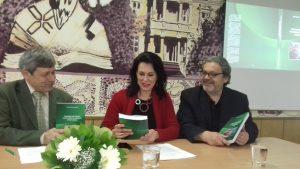 """Промовирана книгата """"Современ менаџмент на системот за заштита и спасување"""" од проф. д-р Менде Солунчевски"""