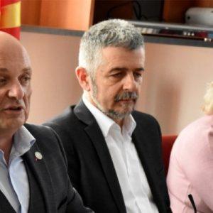 Презентација на МНД-Битола во Ректоратот на УКЛО-Битола