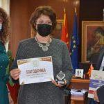 Средба со министерката за култура д-р Ирена Стефоска